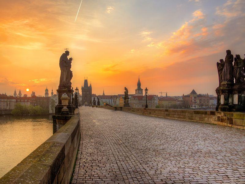 Старый город и Еврейский квартал: обойти и впечатлиться!