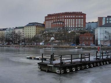 Тайны старого Хельсинки