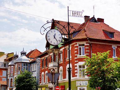 Зеленоградск и замок Шаакен: сыр, трактир и рыцари