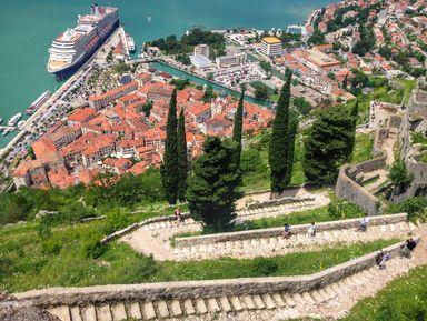 Обзорные и тематические экскурсии в городе Котор