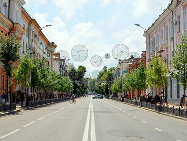Обзорные и тематические экскурсии в городе Краснодар