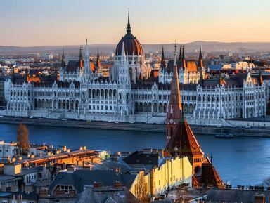 С Будапештом на «ты»!