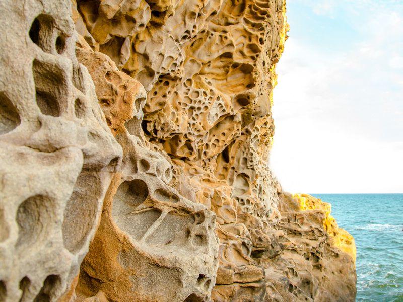 Сырная скала и водопад Джур-Джур — путешествие из Евпатории width=