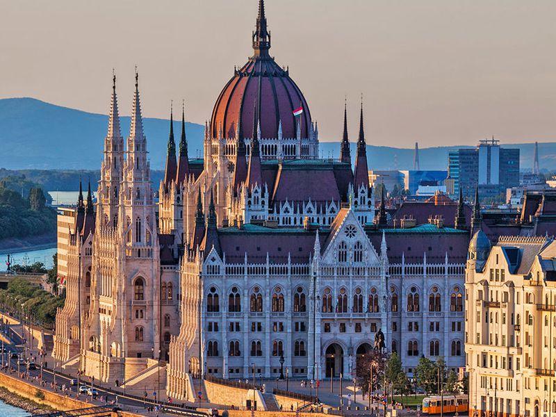 Экскурсия Онлайн-прогулка «Будапешт изнутри»