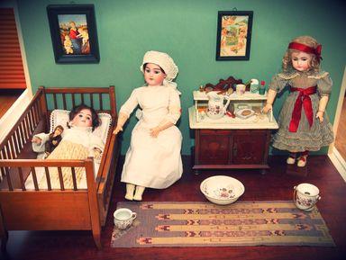 Кукольно-игрушечный Будапешт