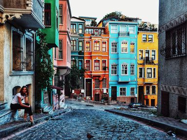 Балат и Фенер: дух настоящего Стамбула