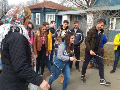 Исторический квест «В поисках клада древних славян»