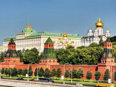 Московский Кремль с гидом-историком. Билеты включены