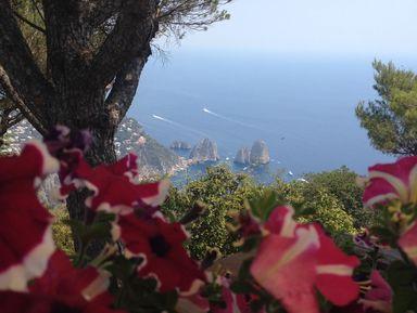 Капри— остров-вдохновение
