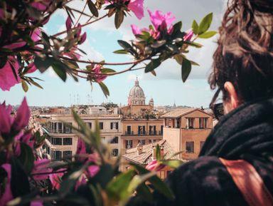 Рим на ладони в компании римлянина