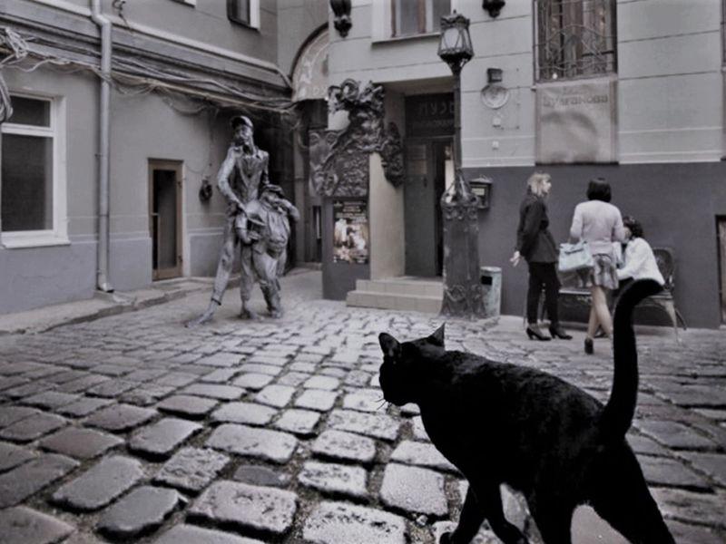 Экскурсия Квест-прогулка по местам «Мастера и Маргариты»