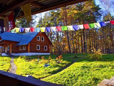 Деревня мастеров Аскат иГолубые озера