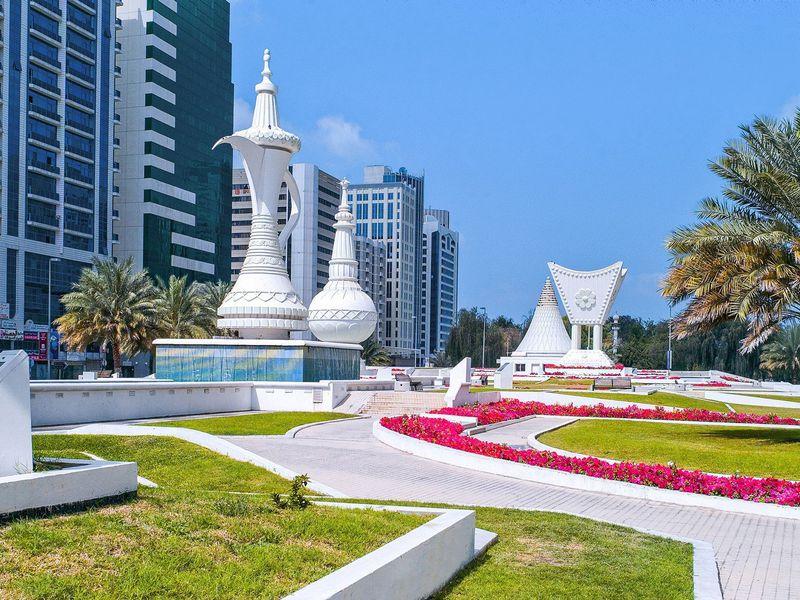 Экскурсия Восточная сказка, или день в Абу-Даби