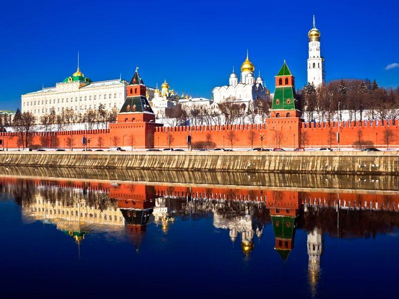 Экскурсия Устен Московского Кремля