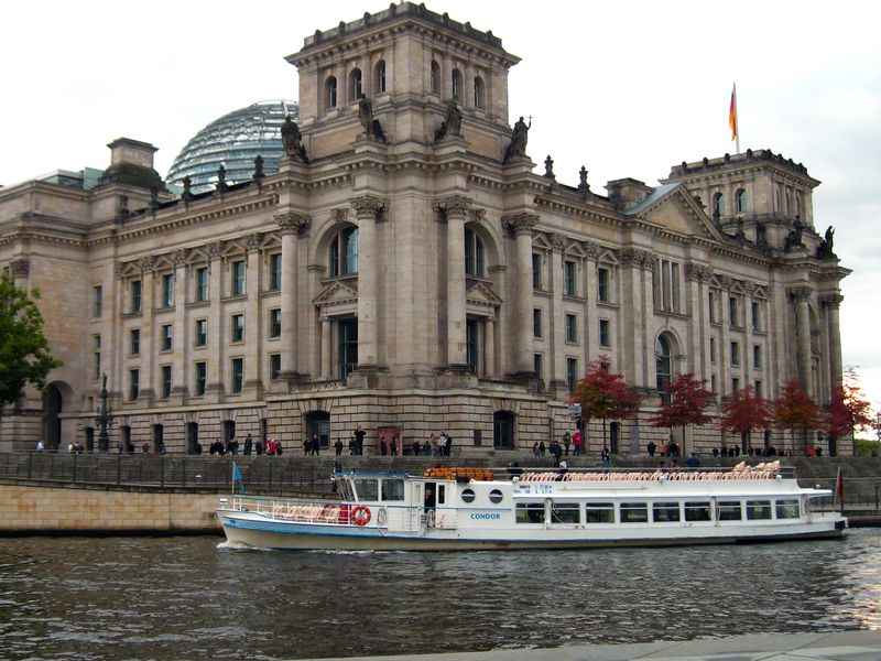 «Два Берлина» на велосипеде