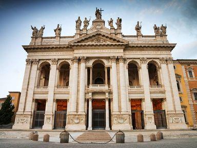 От ворот до ворот: обзорная экскурсия по Риму