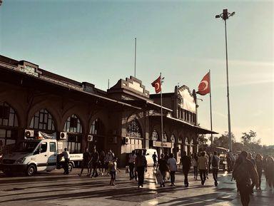Кадыкёй — винтажный дух современного Стамбула