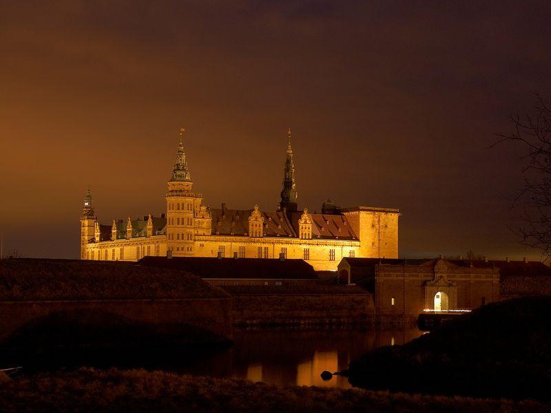 Экскурсия Замок Принца Гамлета— Кронборг