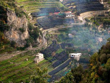 Поход — горные деревни Италии
