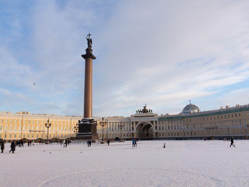 Экскурсия Фото-экскурсия «Классический Петербург»