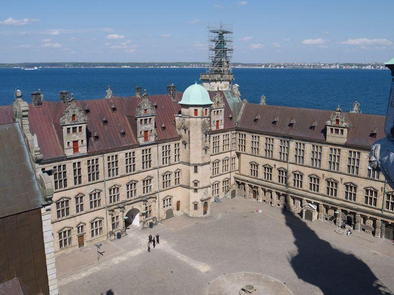 Замок Принца Гамлета— Кронборг
