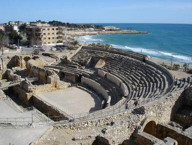 Таррагона — город, что соперничал с Римом