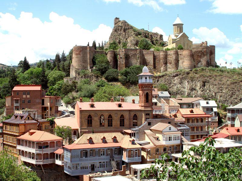Из Перми в Тбилиси
