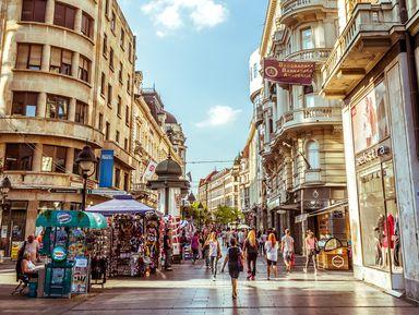 Первый день в Белграде: успеть за два часа