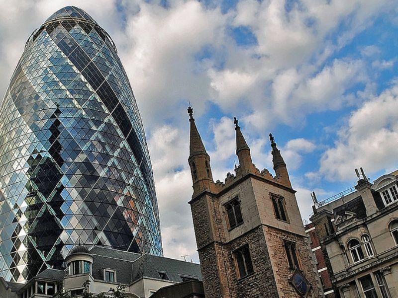 Экскурсия Лондонский Сити - история «квадратной мили»
