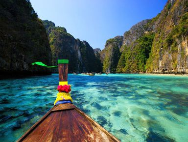 Острова Пхи-Пхи, Бамбу и Майтон — путешествие на 2 дня
