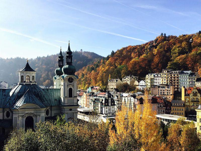 Экскурсия Прага — Карловы Вары: экскурсия в уютный город-курорт