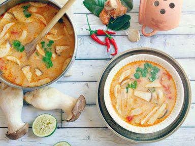 Мастер-класс тайской кухни на Самуи