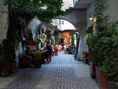 Тайные местечки Старого города