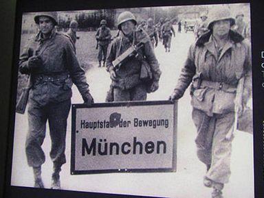 Мюнхен эпохи «Третьего Рейха»