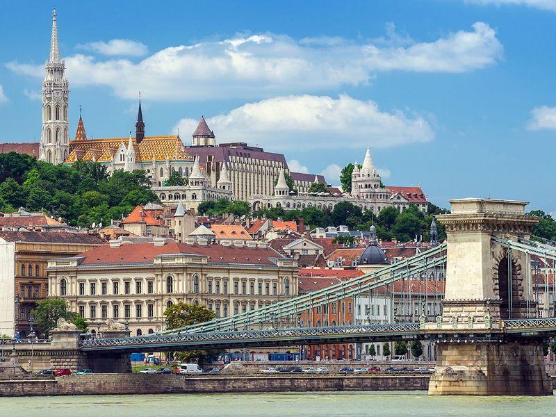 Фото: По королевскому Будапешту на автомобиле