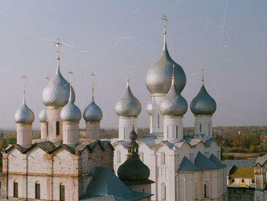 Ростов Великий — живая история древнего города