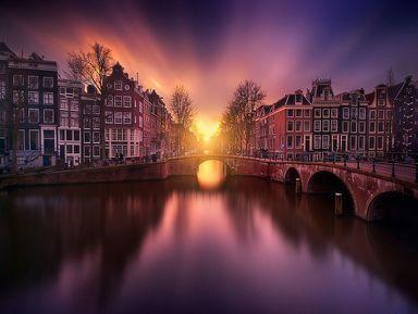 Мистика Амстердама