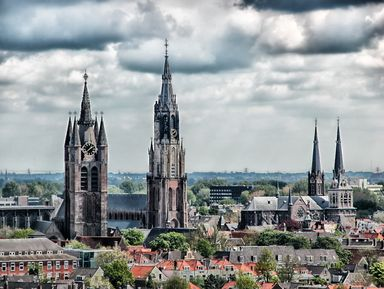 Экскурсии в Нидерландах