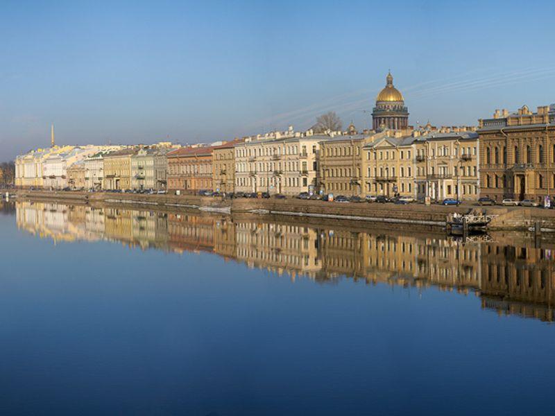 Экскурсия Три парадные набережные Петербурга