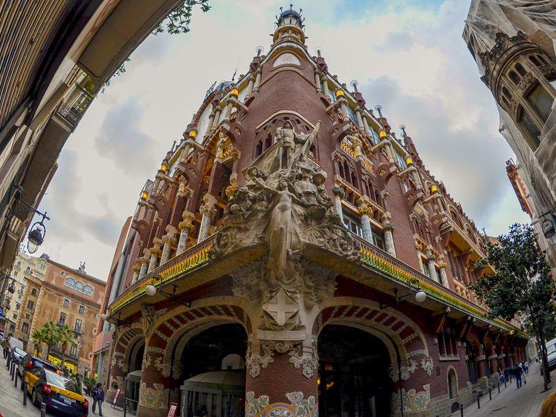 Экскурсия Чарующая Барселона