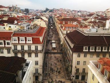 Всё за один день: Лиссабон, Синтра, мыс Рока, Кашкаиш, Эшторил