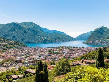 Лугано— солнечная гостиная Швейцарии
