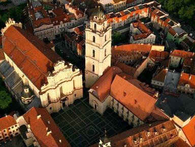 Истории Старого Вильнюса