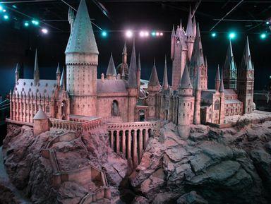 Последам Гарри Поттера: магическийЛондон и студия Warner Bros!