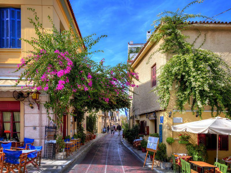 Фото: Афины иафиняне
