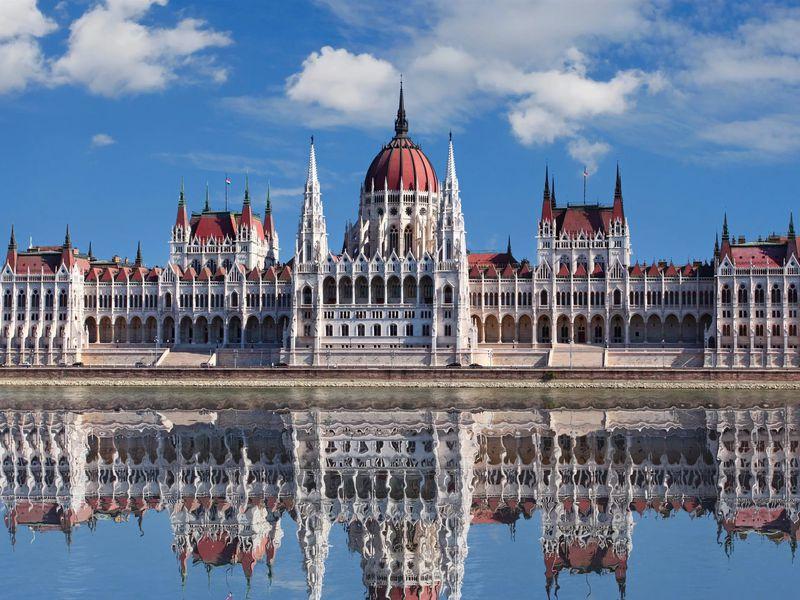 Ежедневная прогулка по Будапешту