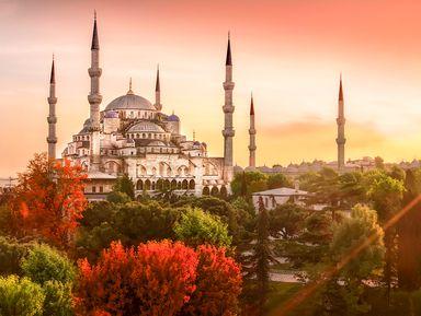 Стамбул — любовь с первого взгляда
