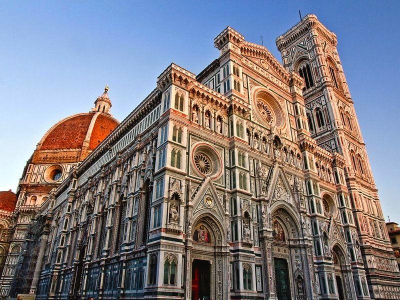 Первый день во Флоренции