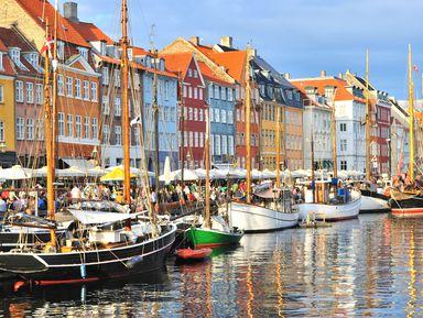 Три острова Копенгагена— прогулка накатере