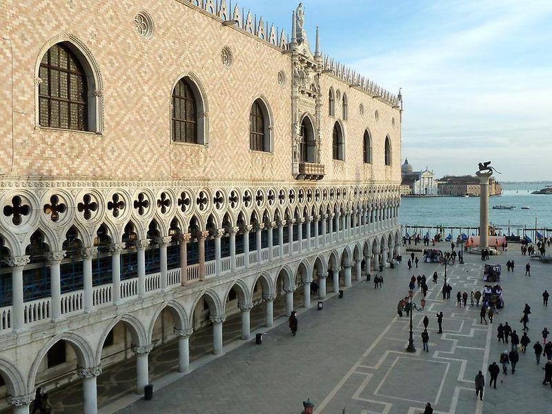 Экскурсия Дворец Дожей в Венеции